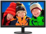 "Monitor 21.5"" PHILIPS 223V5LSB, FHD 1920*1080, TN, 16:9, WLED, 5 ms, 250cd/m2, 10M:1/ 1000:1, 170/16"