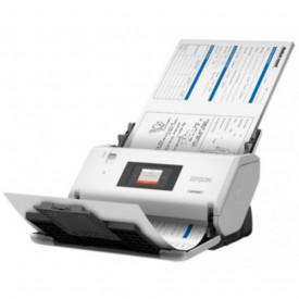 Scanner Epson WorkForce DS-30000, dimensiune A3, tip sheetfed, viteza scanare: 70 ppm mono si color, ADF 120 coli, rezolutie optica 600 X 600dpi, duplex, senzor CIS, tehnologie LED, Scanare catre BMP, JPEG, TIFF, multi-TIFF, PDF, searchable PDF, secure PD