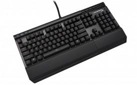 Tastatura Kingston HyperX Alloy ELITE RGB, Fir detasabil, Iluminata, Cherry MX Blue, neagra