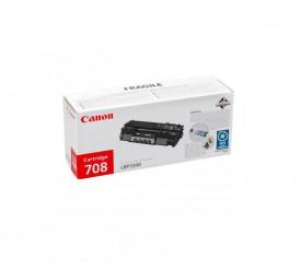 Toner Canon CRG708H, black, capacitate 6000 pagini, pentru LBP-3300, LBP-3360