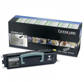 Toner Lexmark X340A11G, black, 2.5 k, X340 , X340n , X342n