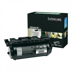 Toner Lexmark X644A11E, black, 10 k, X642e , X644e , X644e withNo Modem , X646dte , X646dte with No Modem , X646e , X646ef