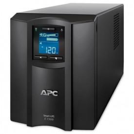 UPS APC Smart-UPS C line-interactive / sinusoidala 1500VA / 900W 8conectori C13, baterie RBC6, optional extindere garantie cu 1/3 ani (WBEXTWAR1Y R-SP-03/WBEXTWAR3YR-SP-03)cu Smart Connect