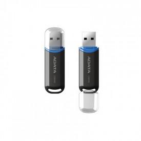 USB Flash Drive ADATA 8Gb, C906, USB2.0, Negru