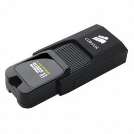 USB Flash Drive Corsair, 256GB, Voyager Slider X1, USB 3.0, speed read: 130Mbs, compatibilitate: Microsoft Windows, Mac OS X, Linux, negru