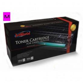 Cartus toner compatibil JetWorld Magenta 2.1 k pagini W2033A (toner fara chip - a se muta pe de un cartus OEM (seria A sau X -instructiuni pe ambalaj) compatibil cu HP Color LaserJet Pro M454dn (W1Y44A), M454dw (W1Y45A), M479dw MFP (W1A77A), MFP M479fdn (