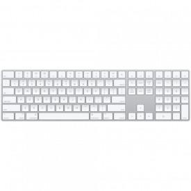Tastatura Apple Magic Keyboard, wireless, romanian, silver