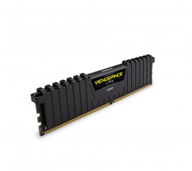 Memorie RAM DIMM Corsair Vengeance LPX 16GB (2x8GB), DDR4 3200MHz, CL16, 1.35V, black, XMP 2.0