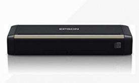 Scanner Epson DS-310 portabil, dimensiune A4, tip sheetfed, vitezascanare: 50 ipm alb-negru si color, rezolutie optica 600x600dpi,Scanare dublă la o singură trecere a colii, fiabilitate ciclu de lucruzilnic 500pagini, formate ieşire :BMP, Scanare că