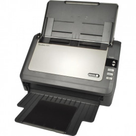 Scanner Xerox Documate 3125,A4, Sheeted, 25 ppm/44 ipm, 600 dpi, CIS, Nuance PaperPort, Visioneer OneTouch, Visioneer Acuity, Scanner Drivers, USB, volum recomandat 3000 pagini pe zi, ADF 50 pagini