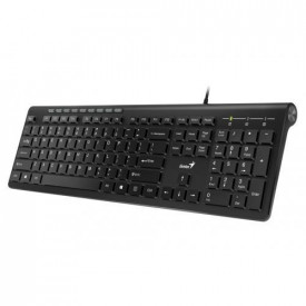 Tastatura Genius SlimStar 230 Keyboard, neagra