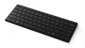 Tastatura Microsoft Compact Bluetooth, neagra