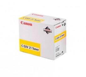Toner Canon EXV21Y, yellow, capacitate 14000 pagini, pentru IRC3380,2880