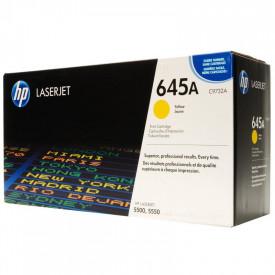 Toner HP C9732A, yellow, 12 k, Laserjet 5500.