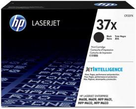 Toner HP, CF237X, Nr.37X , Black, 25K, Original, LaserjetEnterprise M608N.