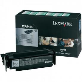 Toner Lexmark 12A7415, black, 10 k, T420d , T420dn