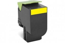 Toner Lexmark 80C2HYE, yellow, 3 k, CX410de , CX410de with 3 yearOnsite Service , CX410dte , CX410e , CX510de , CX510de Statoil ,CX510dhe , CX510dthe