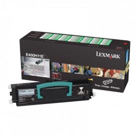 Toner Lexmark E450H11E, black, 11 k, E450dn
