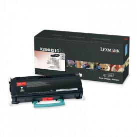 Toner Lexmark X264H21G, black, 9 k, X264dn , X363dn , X364dn ,X364dw