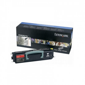 Toner Lexmark X340A21G, black, 2.5 k, X340 , X340n , X342n