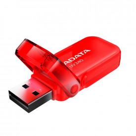 USB Flash Drive ADATA 16GB, UV240, USB 2.0, Rosu