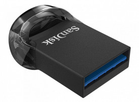 USB Flash Drive SanDisk Ultra Fit, 128GB, 3.1, Reading speed: up to 130MB/s