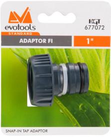 "Adaptor FI 1"" ETS / D[inch]: 1"