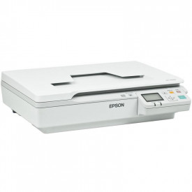 Scanner Epson DS-5500N, dimensiune A4, tip flatbed, viteza scanare: 8s/pagina alb-negru si color, rezolutie optica 1200x1200dpi, senzor CCD, Scan to Email, Scan to FTP, Scan to Microsoft SharePoint, Scan to Print, Scan to Web folders, Scan to Network fold