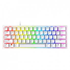 Tastatura Razer Huntsman Mini, alba