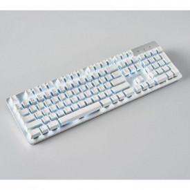 Tastatura Razer Pro Type, Wireless, alba