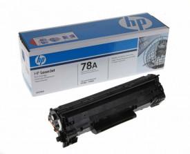 Toner HP CE278A, black, 2.1 k, LaserJet Pro P1566, LaserJet ProP1606DN, Laserjet M1536DNF