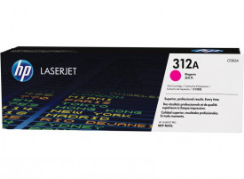Toner HP CF383A, magenta, 2,7k, HP Laserjet Pro M476NW, HPLaserJet Pro MFP M476DN, LaserJet Pro MFP M476DW, Nr.312