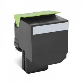 Toner Lexmark 70C0X10, black, 8 k, CS510de , CS510dte