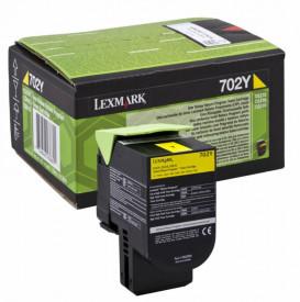 Toner Lexmark 70C20Y0, yellow, 1 k, CS310dn , CS310n , CS410dn ,CS410dtn , CS410n , CS510de , CS510dte