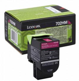 Toner Lexmark 70C2HM0, magenta, 3 k, CS310dn , CS310n , CS410dn ,CS410dtn , CS410n , CS510de , CS510dte