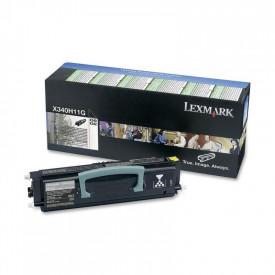 Toner Lexmark X340H11G, black, 6 k, X342n