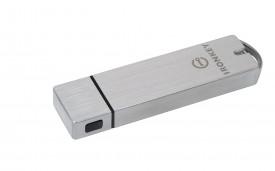 USB Flash Drive Kingston, 8GB, IronKey Basic S1000 Encrypted, USB 3.0, FIPS 140-2 Level 3