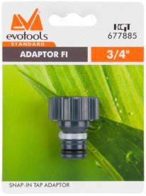 Adaptor FI ETS. / D[inch]: 3/4