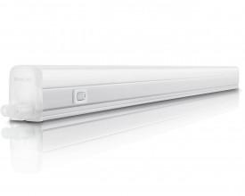 Aplica LED integrat Philips Trunklinea, 6W, 230V, lumina calda 3000K, 500 lumeni, IP20, culoare alb