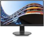 "Monitor 27"" Philips 271S7QJMB, FHD 1920*1080, 60 Hz, 5 ms, IPS, 16:9, Anti-Glare, 3H, Haze 25%, 250 cd/mp, 1000:1, 178/178, Flicker-free, VGA, DP, HDMI, PC audio-in, headphone out, boxe 2*2W, pivot, Kensington lock, VESA 100x100, pivot, cabluri D-sub/ HDM"
