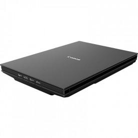 Scanner Canon Lide 300, dimensiune A4, tip flatbed, viteza scanare 2,2 msec./linie (300dpi), 14.8 msec./linie (2400 dpi), rezolutie optica 2400 x 4800dpi, senzor CIS, 4 butoane (PDF, AUTOSCAN, COPY, SEND), interfata: USB 2.0.
