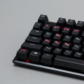 Tastatura Kingston HyperX Alloy FPS PRO, iluminata, neagra