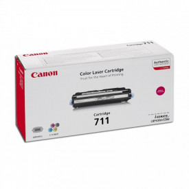 Toner Canon CRG711M, magenta, capacitate 6000 pagini, pentru LBP-5300, LBP5360