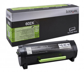 Toner Lexmark 60F2X00, black, 20 k, MX510de , MX511de , MX511dhe, MX511dte , MX611de , MX611dhe