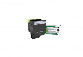 Toner Lexmark 71B2XK0, black ,return program ,8k, CX517de,CS517de.