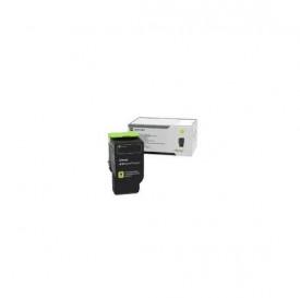 Toner Lexmark 78C0X40, yellow, 5 k, compatibil cu CS421dn / CS431dw / CX421adn / CX522ade