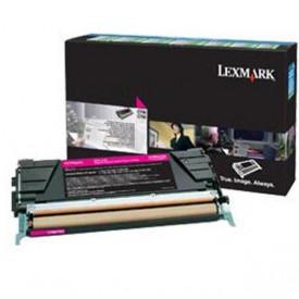 Toner Lexmark C746A3MG, magenta, 7 k, C746dn , C746dtn , C746n ,C748de , C748dte , C748e