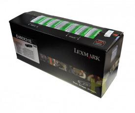 Toner Lexmark E460X31E, black, 15 k, E460dn , E460dw