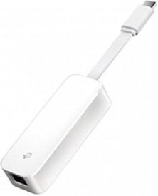 Adaptor TP-Link, USB C la Gigabit Ethernet Network, Caracteristicile USB 3.0 și Gigabit ale adaptorului asigură o rată de transfer de mare viteză de până la 1000 Mbps, Chipset RTL8153.