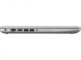 Laptop HP 250 G7, 15.6 inch LED FHD Anti-Glare (1920x1080), Intel Core i5-1035G1 Quad Core (1GHz, up to 3.6GHz, 6MB), video dedicat NVIDIA GeForce MX110 2GB DDR5, RAM 8GB DDR4 2666MHz (1x8GB), SSD+HDD 128GB + 1TB 5400rpm, DVD+/-RW, Card reader, Boxe stere